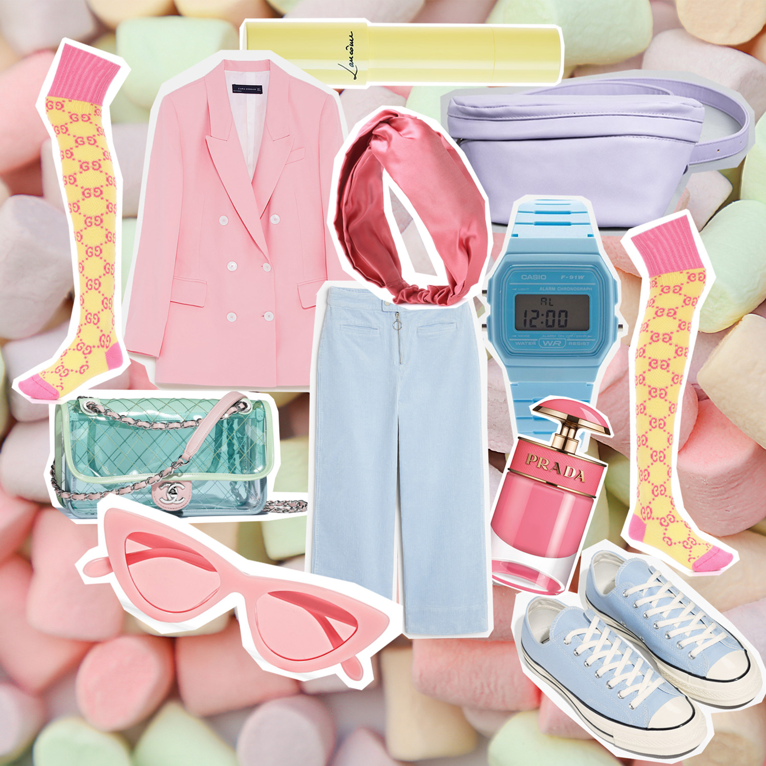 Candy Crush Outfit Inspo