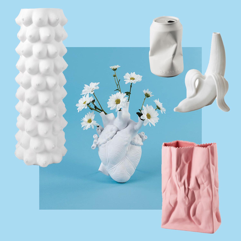 Skulpturale Vasen