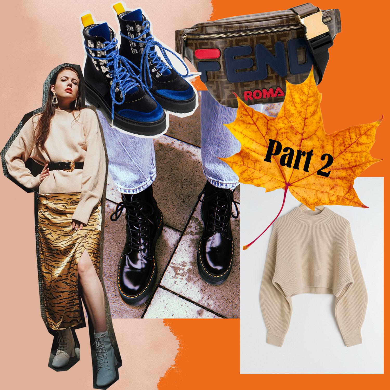 Der große Herbst-Shopping-Guide Part 2