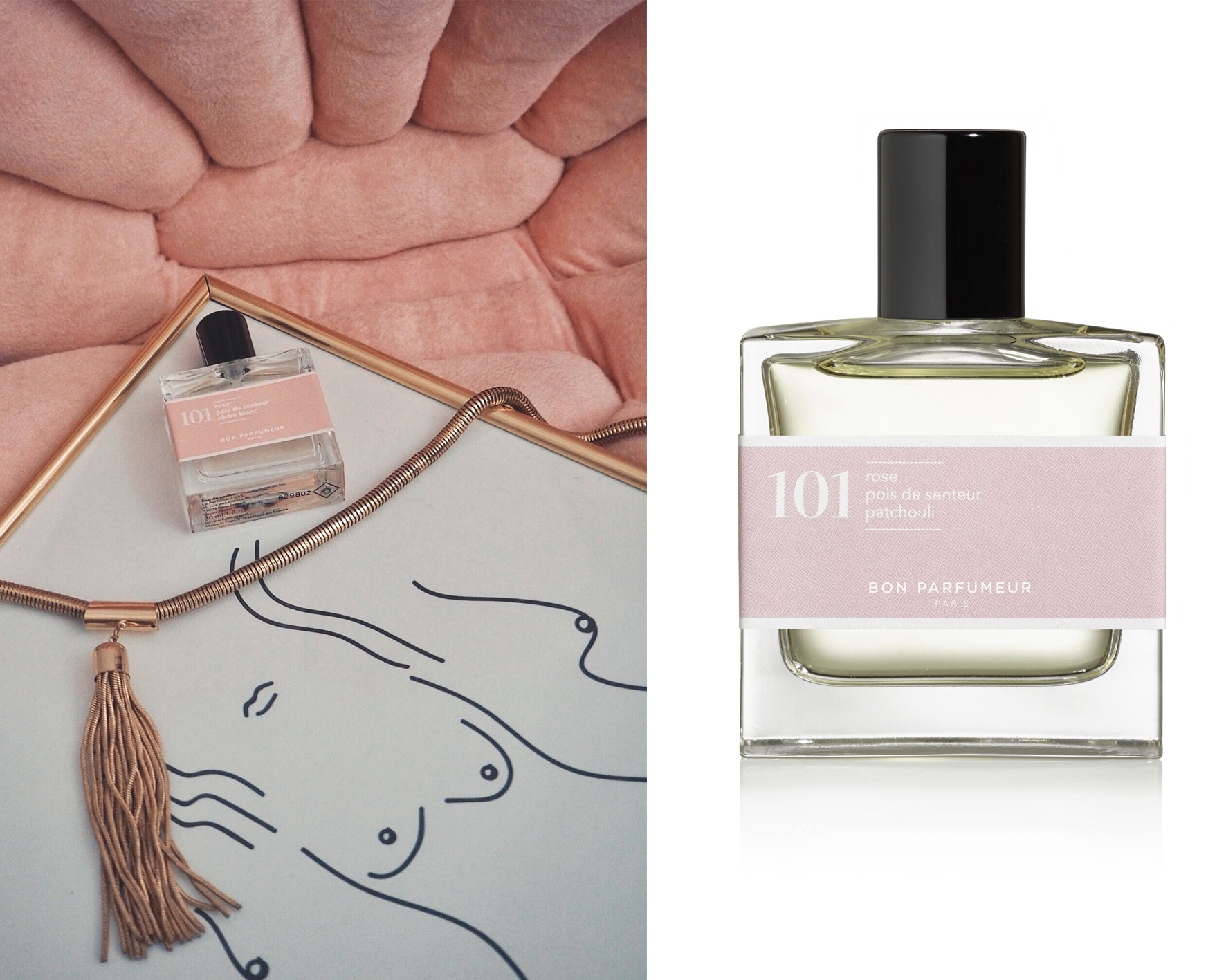 Bits'n' Pièces #4: Bon Parfumeur