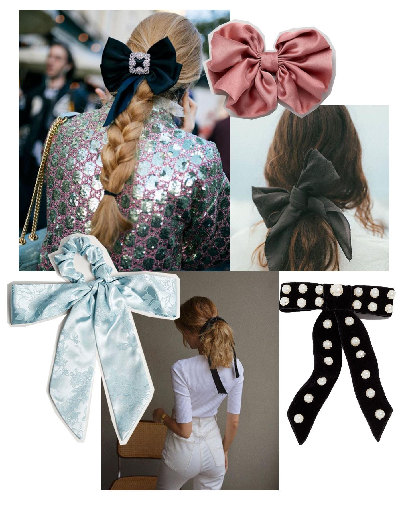 Haarschmuck: Haarschleifen
