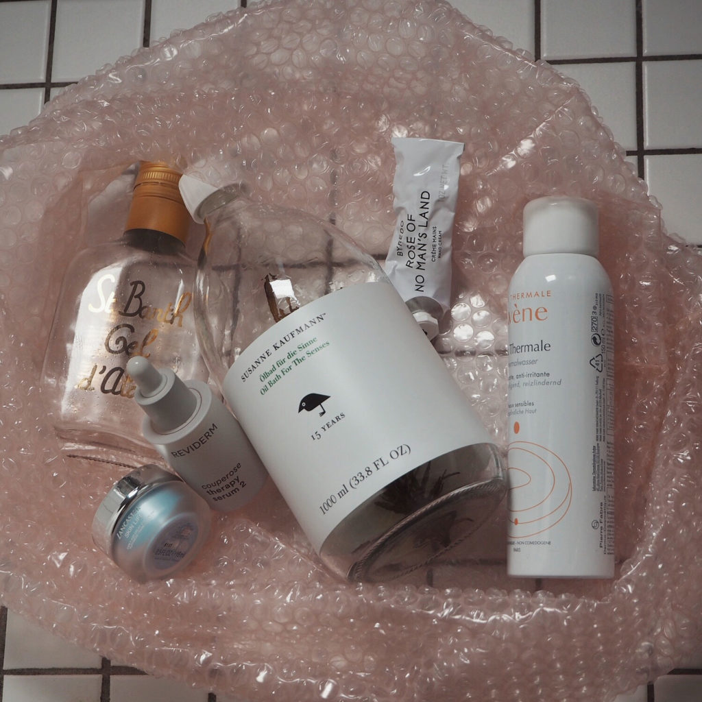 Empties: April 2019