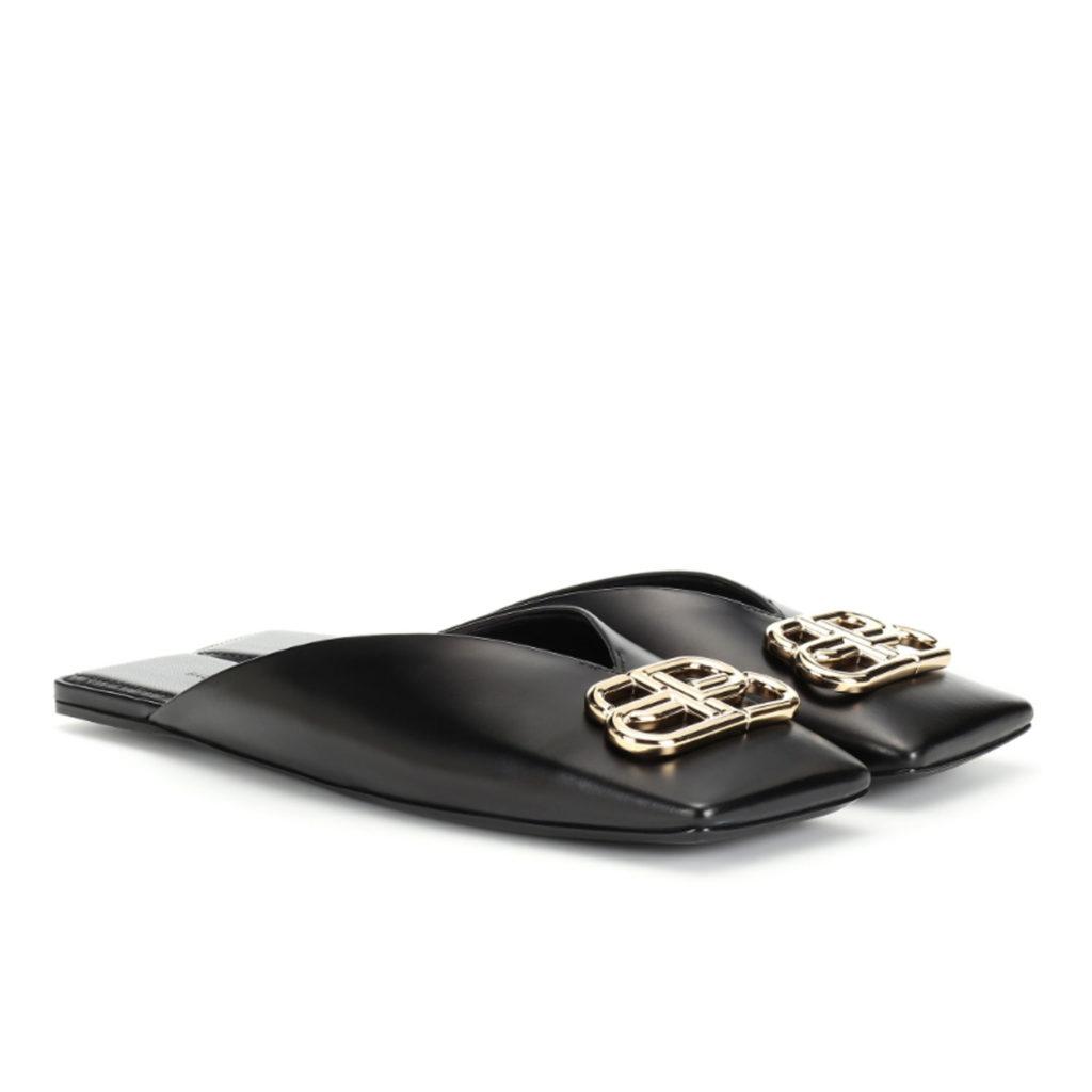 Square Toe: Schuhe von Balenciaga