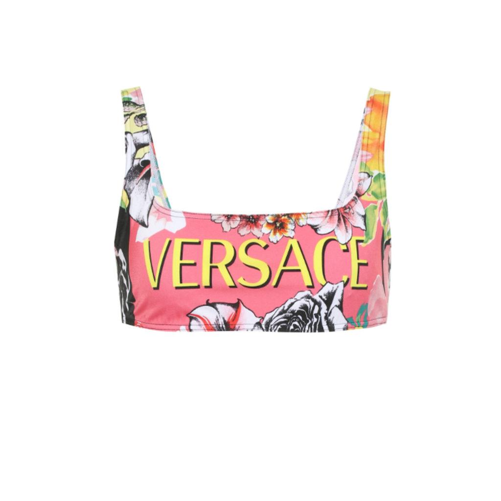 Bikinitop von Versace
