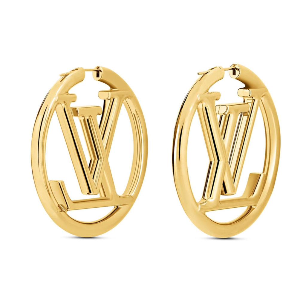 Ohrringe von Louis Vuitton