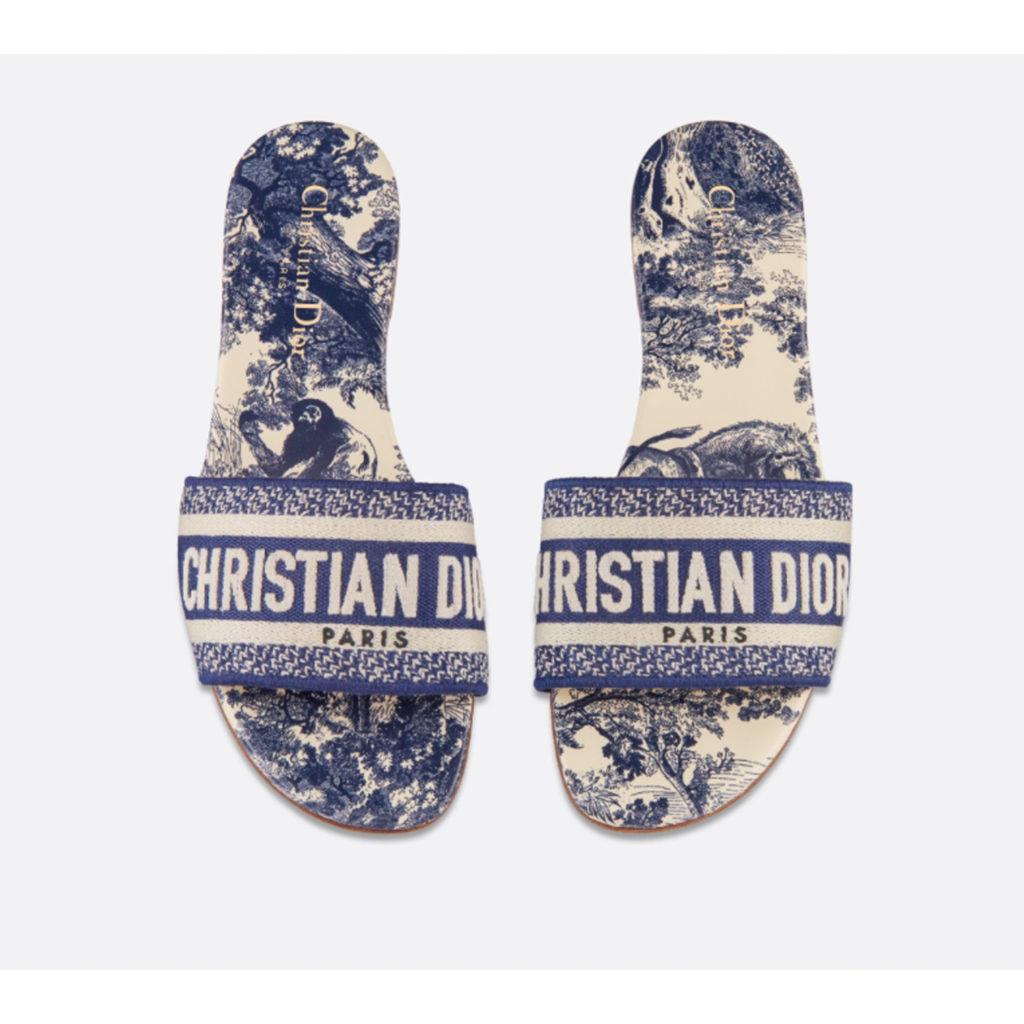 Schuhe von Dior