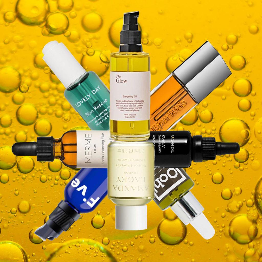 Hautpflege: Öl gegen ölige Haut