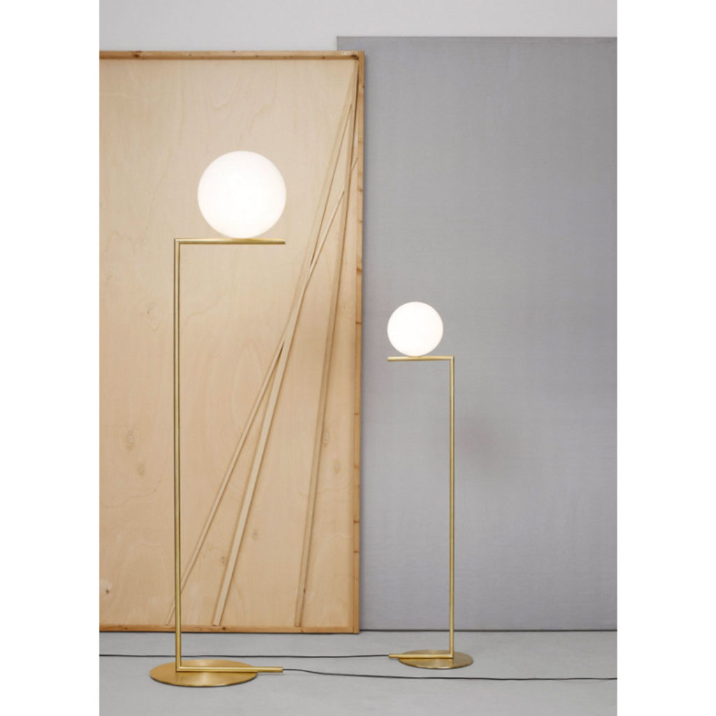 Investment-Pieces: Stehlampe von Flos
