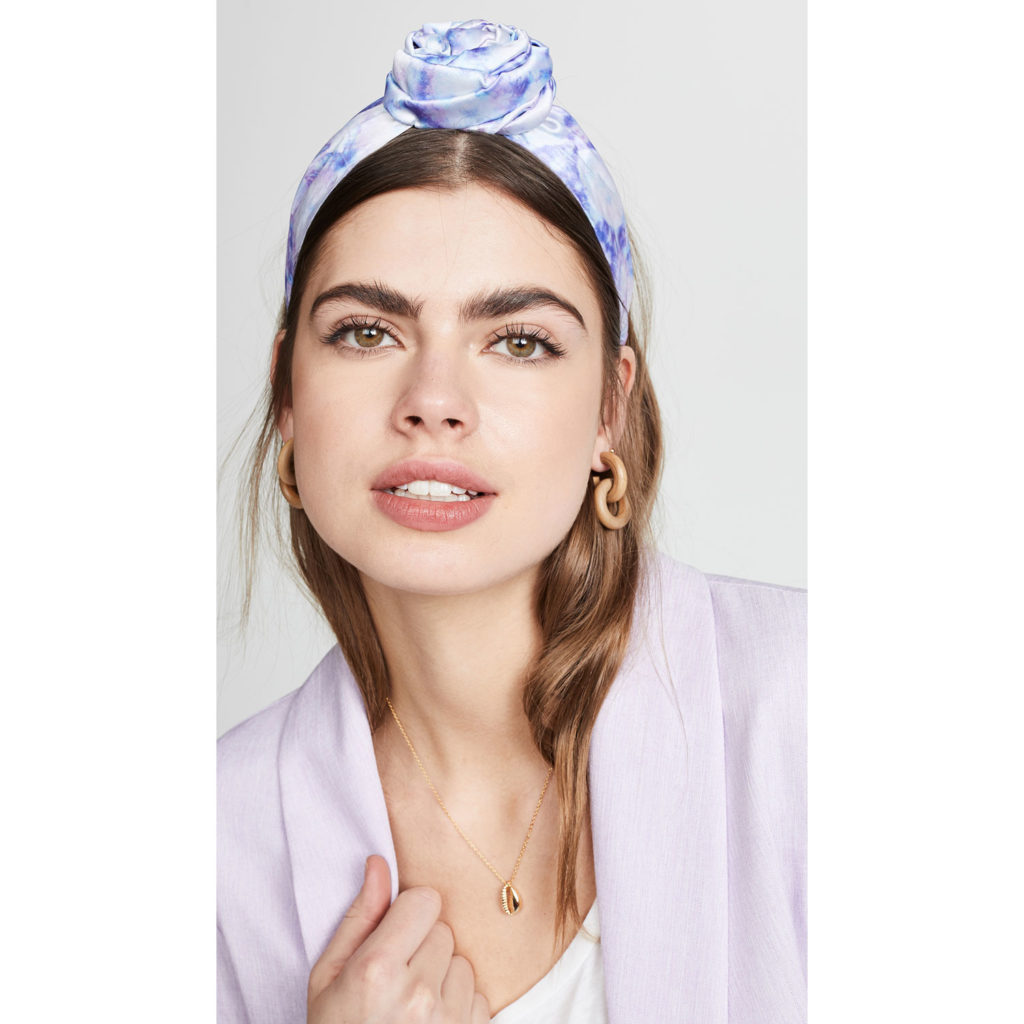 Batik: Haarband von Namjosh