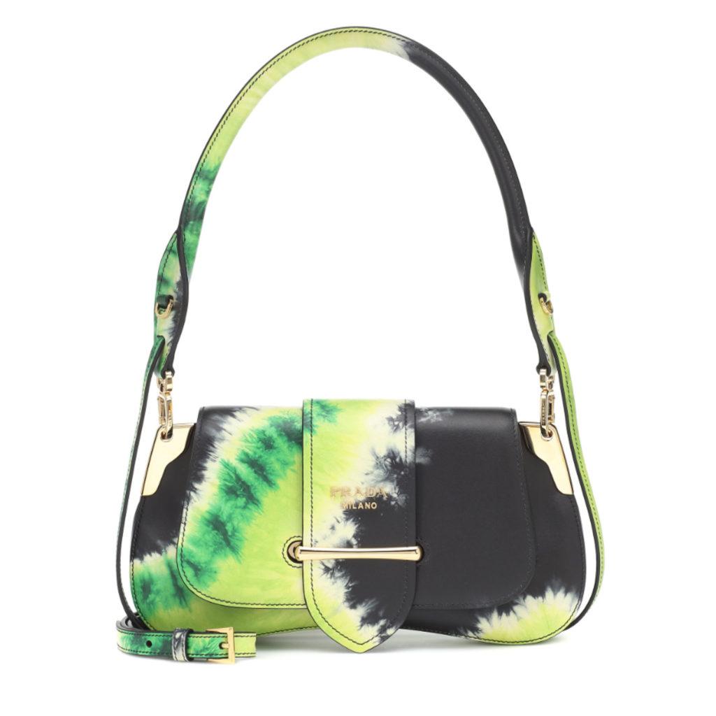 Batik: Tasche von Prada