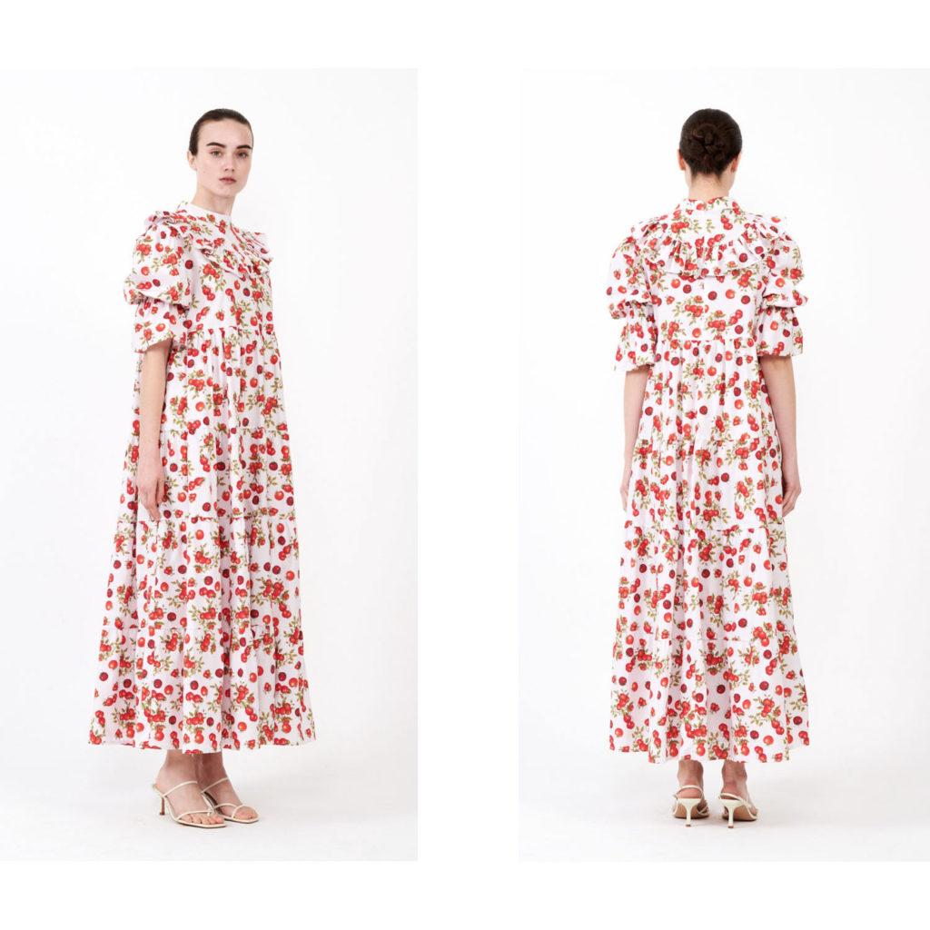 Kleid von Milkwhite