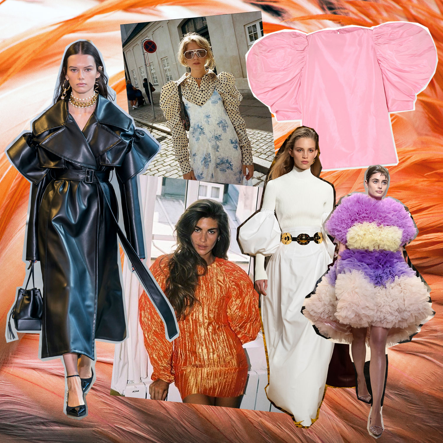 Trend: Volants & Volumen