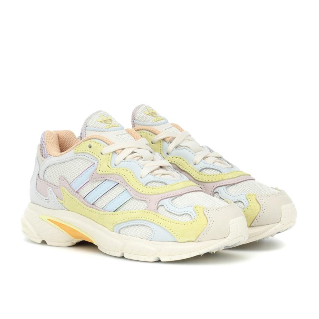 Pastell im Herbst: Sneaker von Adidas