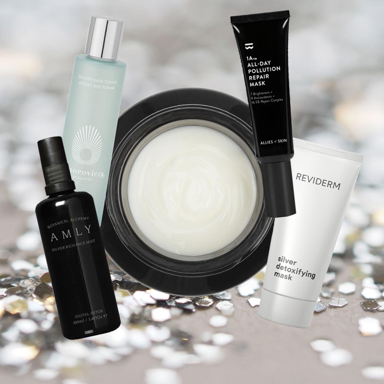 Skincare: Silber