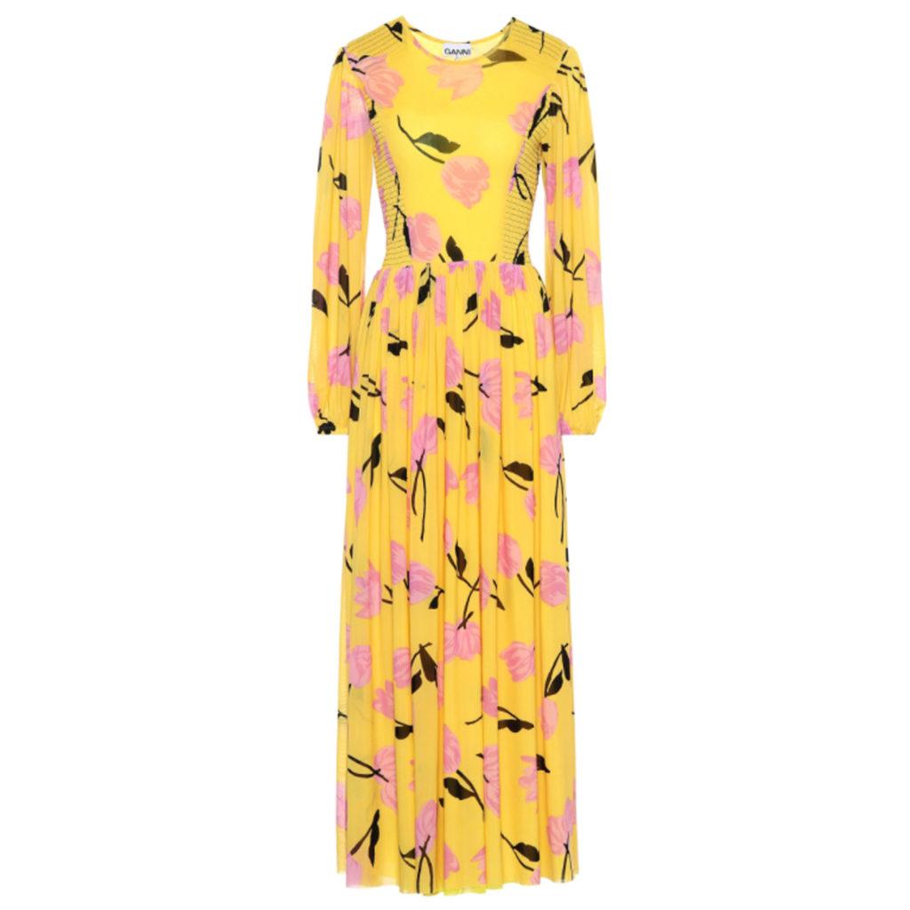 Kleid von Ganni