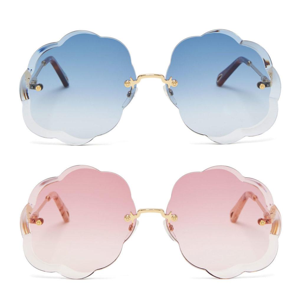 Sonnenbrille von Chloé