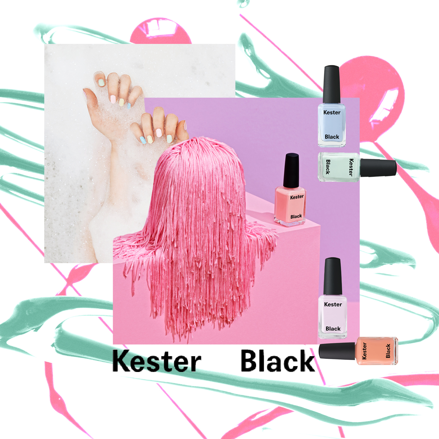 Adventsverlosung: Kester Black