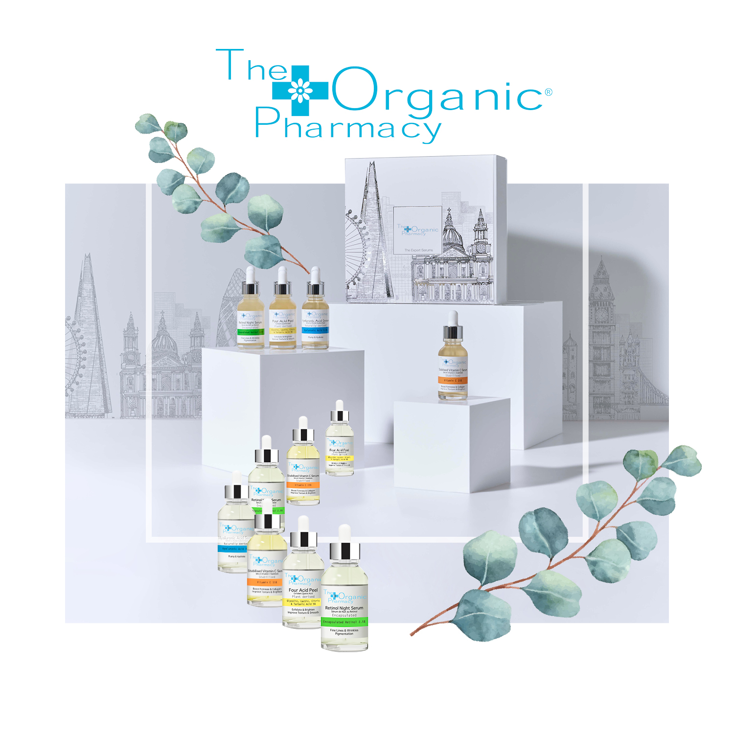 Adventsverlosung: The Organic Pharmacy