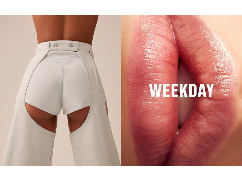 Bits'n'Pieces: Weekday Denim