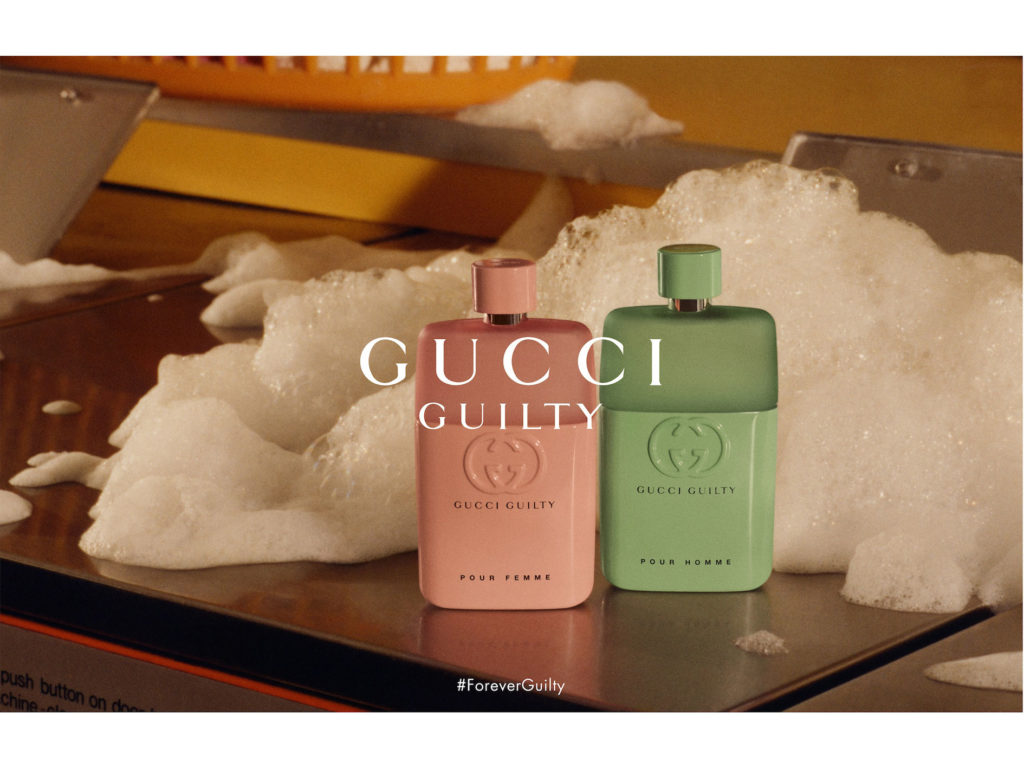 Bits'n'Pieces #13: Gucci Guilty Love Edition