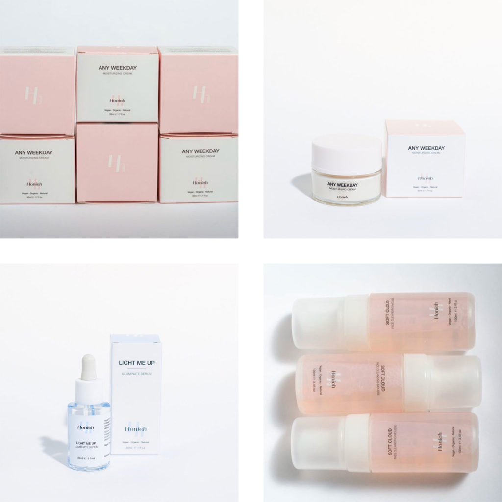 Influencer Brands: Honieh Beauty
