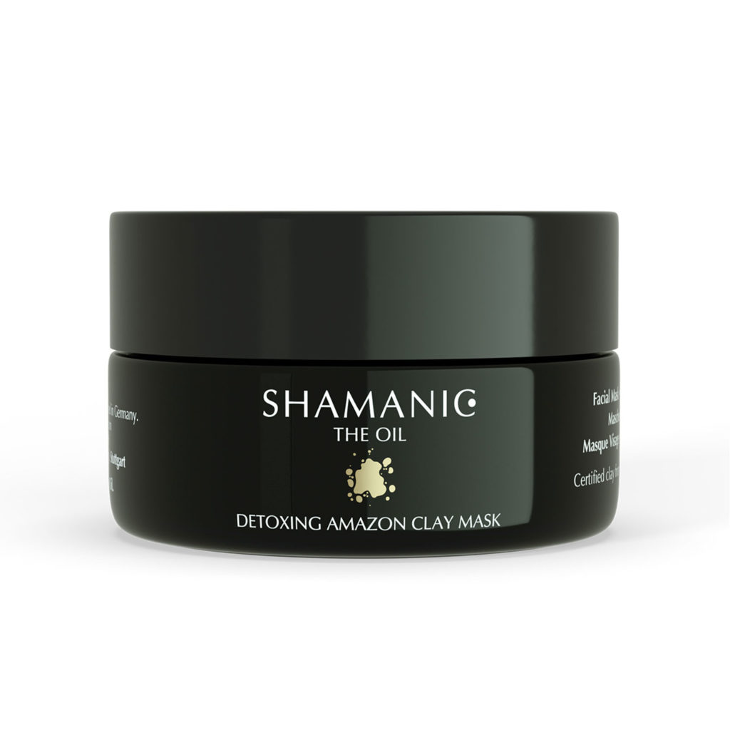 Detoxing Amazon Clay Mask von Shamanic