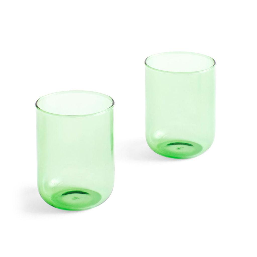 Buntglas: Gläser von Hay