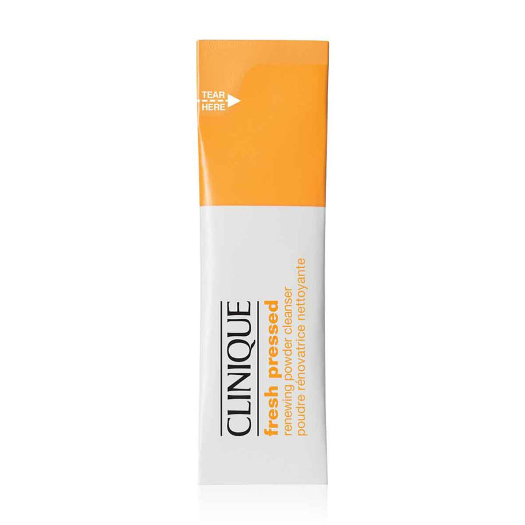 Renewing Powder Cleanser von Clinique