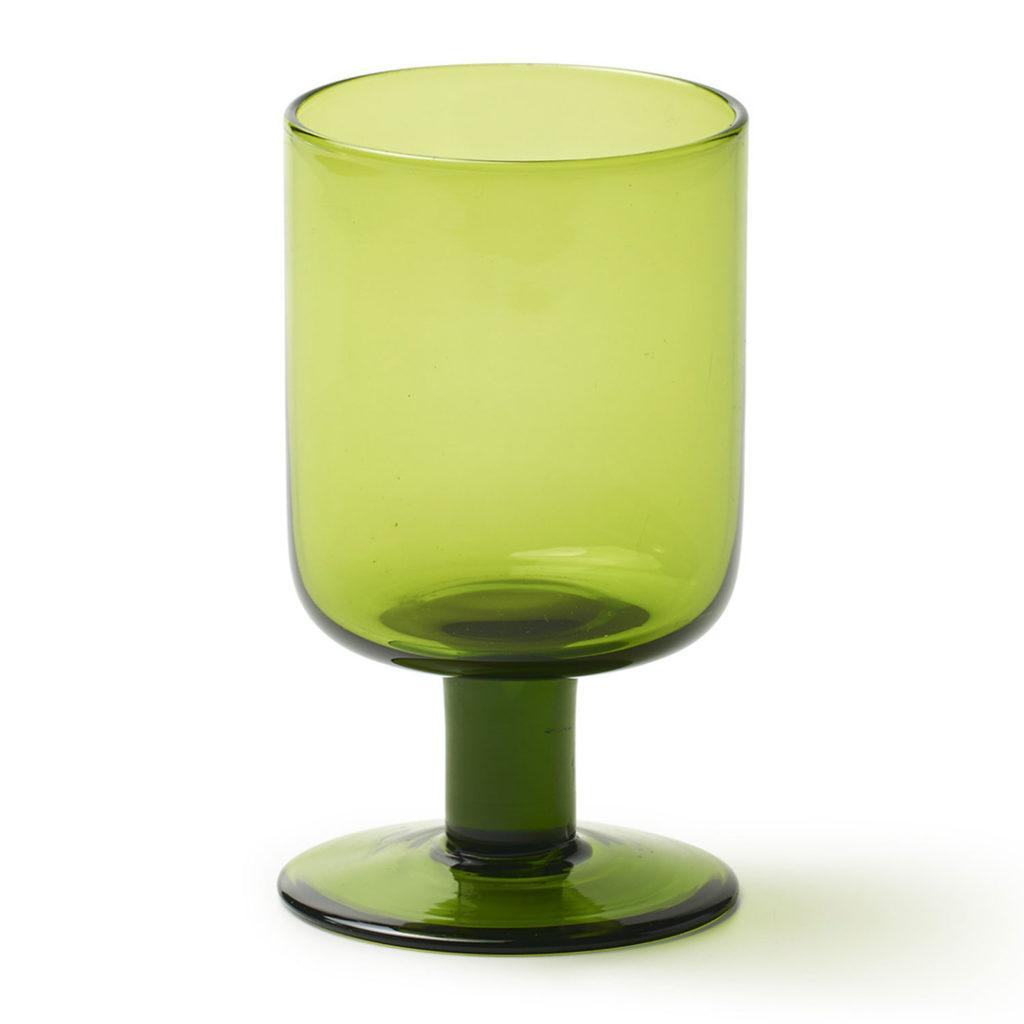 Buntglas: Glas von Bitossi