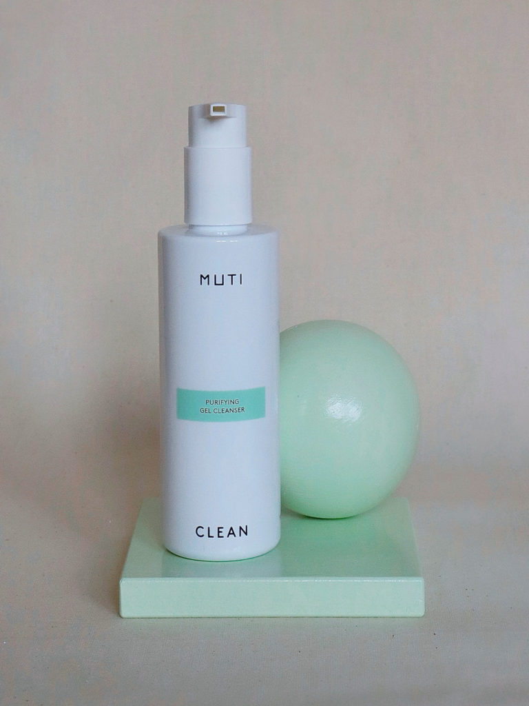 Purifying Gel Cleanser von Muti