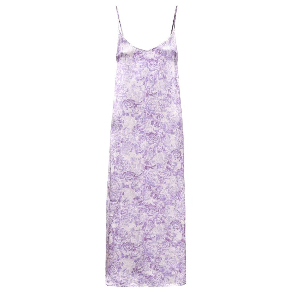 Lilac & Lime: Kleid von Ganni