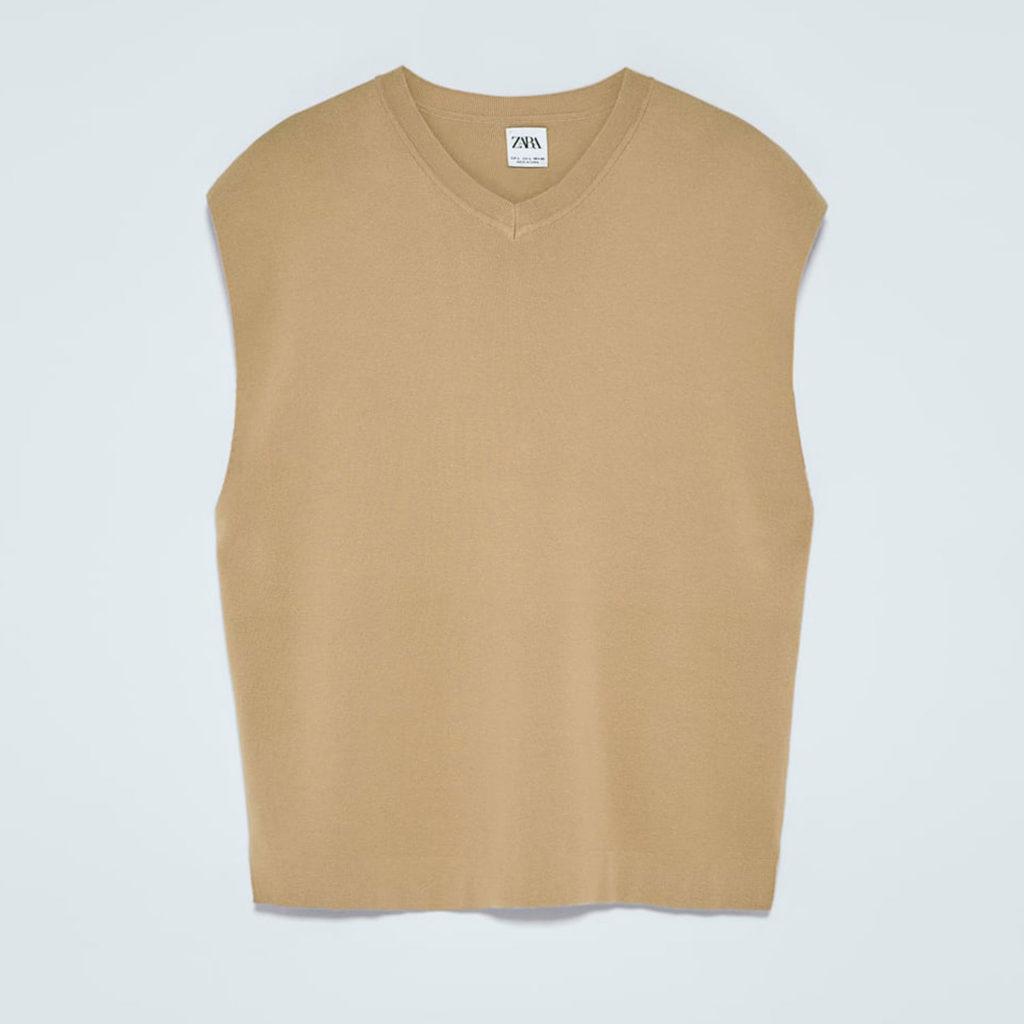 Trend: Pullunder von Zara