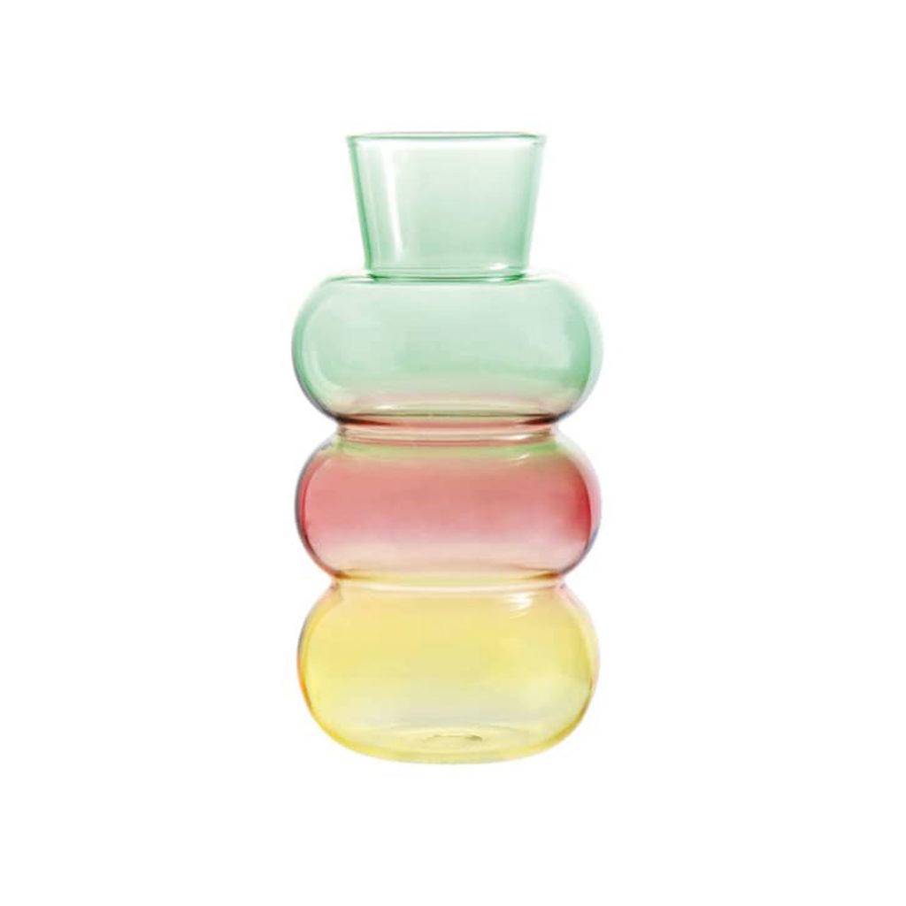 Buntglas: Vase von &Klevering