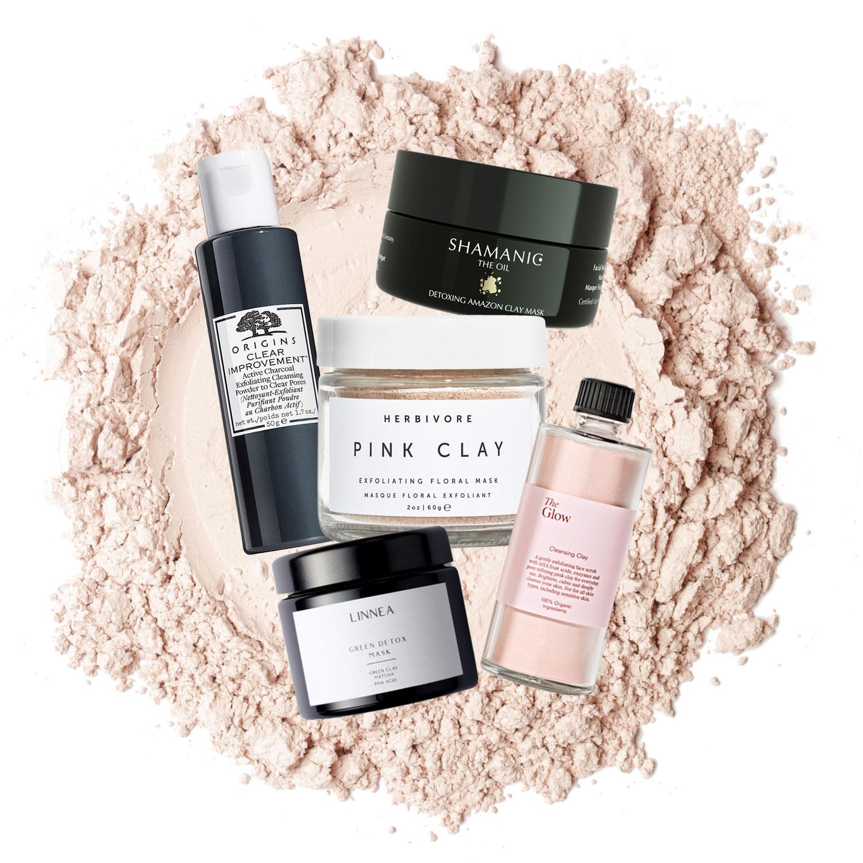 Beautytrend: Reinigung und Masken zum Anmischen
