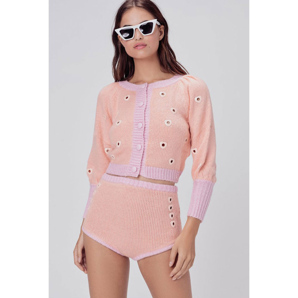 Cardigan von For Love & Lemons