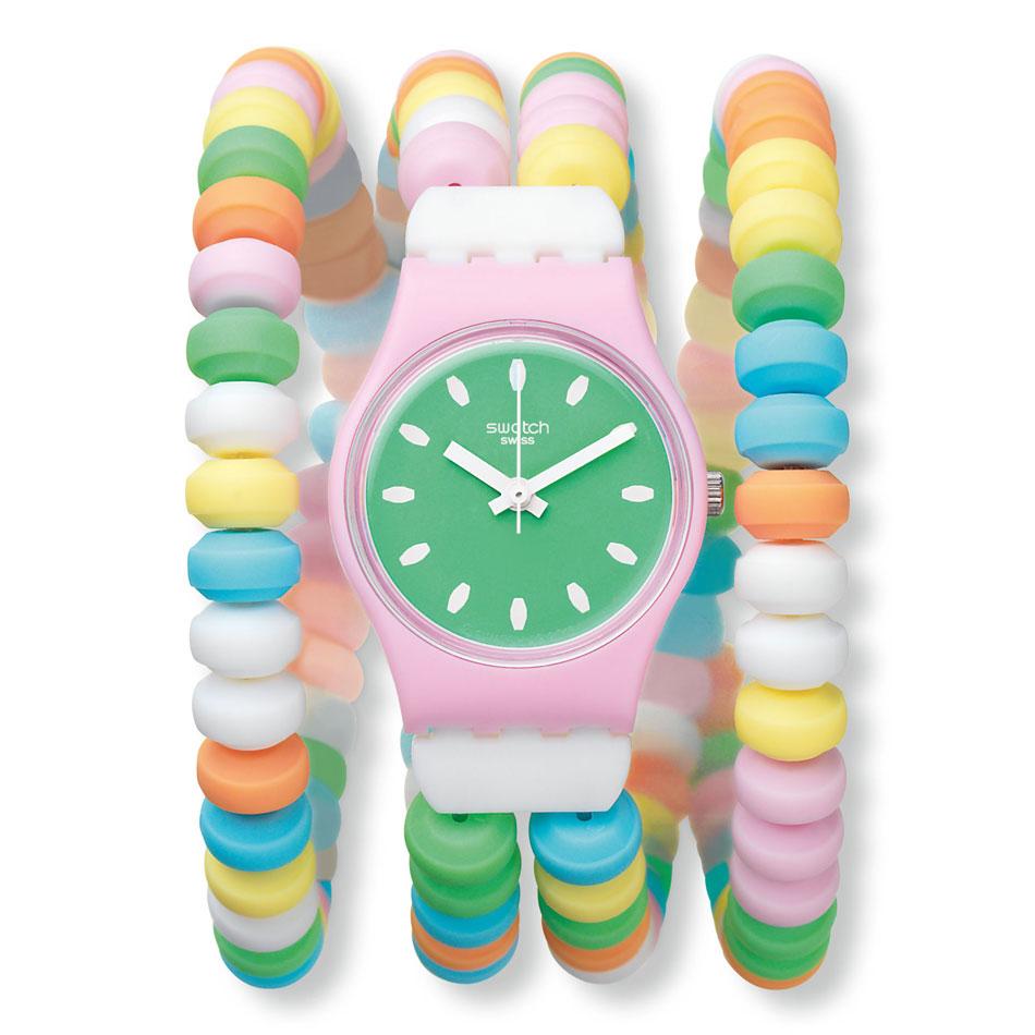 Uhr von Swatch