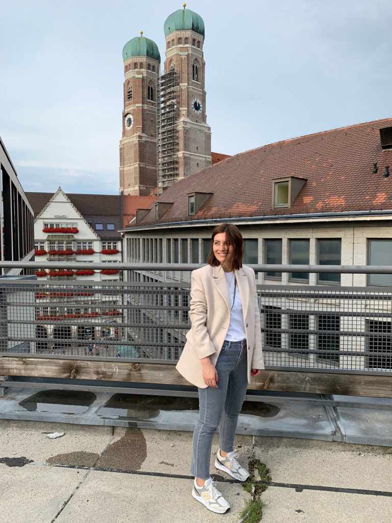 Routine Questions: Evi Weidel